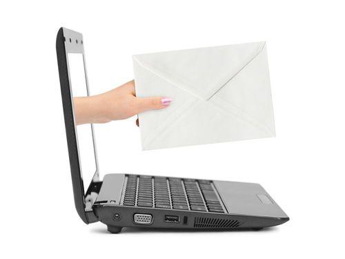 Figyelemfelkeltő emailek