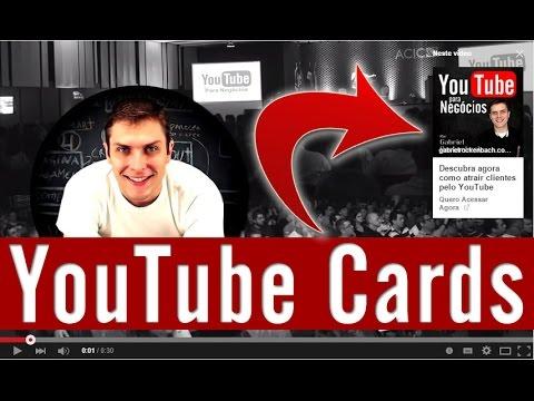Youtube kártyák