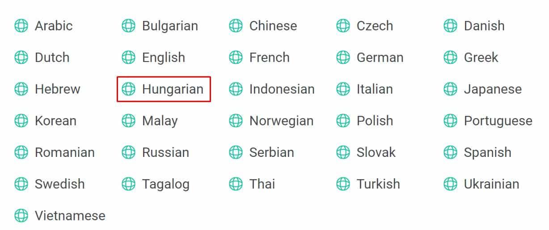 divi magyarul